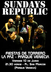 SUNDAYS REPUBLIC @ Plaza San Marcos  | Zaragoza | Aragón | España