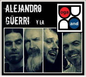 ALEJANDRO GUERRI BOGA BAND @ TEATRO DE LAS ESQUINAS | Zaragoza | Aragón | España