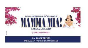 MAMMA MIA! EL MUSICAL @ PALACIO DE CONGRESOS DE LA EXPO | Zaragoza | Aragón | España