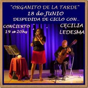 CECILIA LEDESMA @ ESTUDIO FERNANDA BAZAN | Zaragoza | Aragón | España