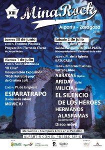 XIII FESTIVAL MINAROCK DE ALPARTIR @ ALPARTIR | Alpartir | Aragón | España