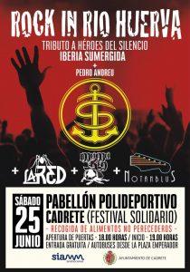 ROCK IN RIO HUERVA FESTIVAL @ CADRETE | Cadrete | Aragón | España