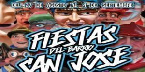 FESTIVAL SAN JOSÉ ROCK @ PARQUE JARDIN DE LA MEMORIA | Zaragoza | Aragón | España