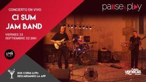 CI SUM JAM BAND @ PAUSE & PLAY | Zaragoza | Aragón | España