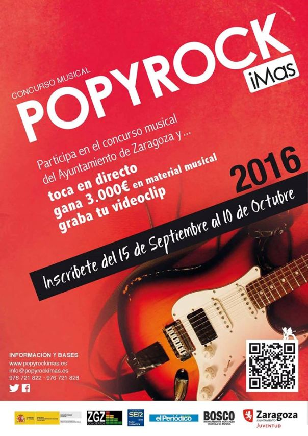 POPYROCK iMAS 2016