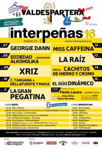 INTERPEÑAS ESPACIO Z VALDESPARTERA 2016 @ PABELLÓN INTERPEÑAS | Zaragoza | Aragón | España
