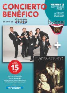 B VOCAL + ESPARATRAPO @ SALA MOZART | Zaragoza | Aragón | España