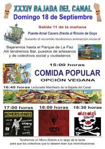 DADÁ + ADVERSIONES + INNER DEMONS @ PARQUE DE LA PAZ | Zaragoza | Aragón | España