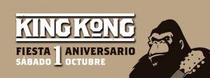 I ANIVERSARIO SALA KING KONG @ SALA KING KONG | Zaragoza | Aragón | España