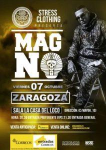 MAGIC MAGNO @ LA CASA DEL LOCO | Zaragoza | Aragón | España