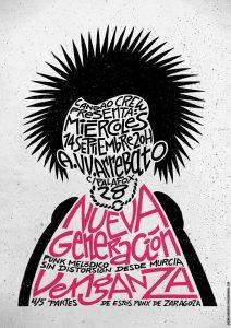 NUEVA GENERACIÓN + VENGANZA @ Avv ARREBATO