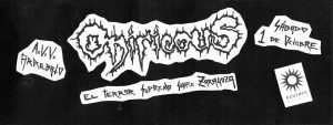 ONIRICOUS + OPOSITOR @ Avv ARREBATO | Zaragoza | Aragón | España
