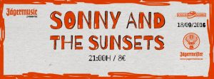 SONNY AND THE SUNSETS @ LA LATA DE BOMBILLAS | Zaragoza | Aragón | España