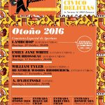 BOMBO Y PLATILLO OTOÑO 2016