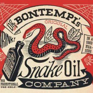 Dr. BONTEMPI SNAKE OIL CO. @ LA CASA DEL LOCO | Zaragoza | Aragón | España