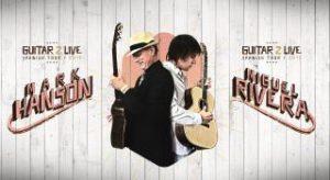 MIGUEL RIVERA & MARK HANSON @ SALA CAI LUZAN | Zaragoza | Aragón | España