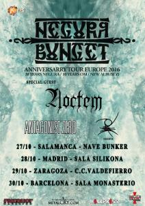 NEGURA BUNGET @ CENTRO CIVICO VALDEFIERRO | Zaragoza | Aragón | España