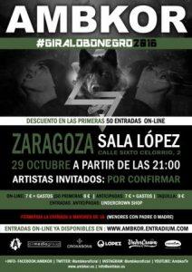 AMBKOR @ SALA LOPEZ | Zaragoza | Aragón | España