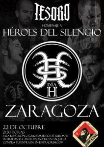 TESORO @ SALA KING KONG | Zaragoza | Aragón | España