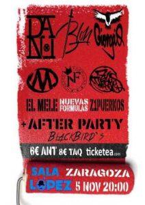 DANI & BLON + GIORGIO @ SALA LOPEZ | Zaragoza | Aragón | España