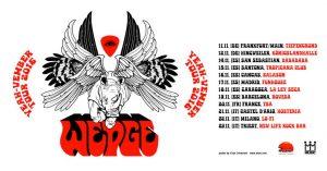WEDGE + ONE DIMENSION BAND @ LA LEY SECA | Zaragoza | Aragón | España