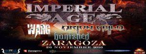 IMPERIAL AGE @ CENTRO CIVICO VALDEFIERRO | Zaragoza | Aragón | España