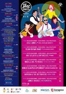 XXXIII FESTIVAL DE JAZZ DE ZARAGOZA @ CONSULTAR