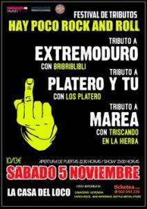 KALIMOTXO ROCK @ LA CASA DEL LOCO | Zaragoza | Aragón | España