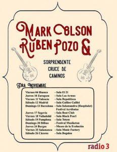 MARK OLSON + RUBÉN POZO @ LAS ARMAS | Zaragoza | Aragón | España
