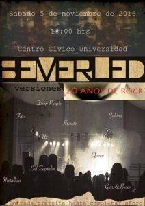 SEVERLED @ CENTRO CÍVICO UNIVERSIDAD | Zaragoza | Aragón | España