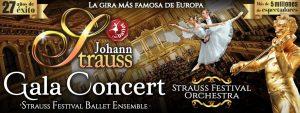 STRAUSS FESTIVAL ORCHESTRA & BALLET @ SALA MOZART | Zaragoza | Aragón | España