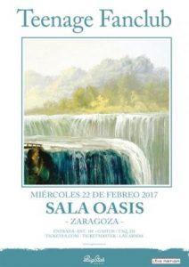 TEENAGE FANCLUB @ OASIS | Zaragoza | Aragón | España