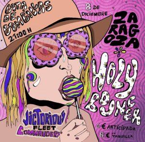 HOLY BOUNCER @ ROBBY ROBOT | Zaragoza | Aragón | España