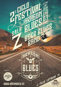 BEER BLUES BAND @ SALA ZETA   Zaragoza   Aragón   España
