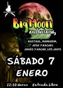 BIG MOON AND HIS FAMILY @ SALA CREEDENCE | Zaragoza | Aragón | España