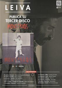 LEIVA @ SALA MULTIUSOS | Zaragoza | Aragón | España