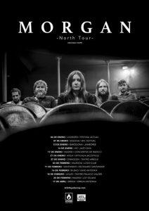 MORGAN @ TEATRO ARBOLÉ | Zaragoza | Aragón | España
