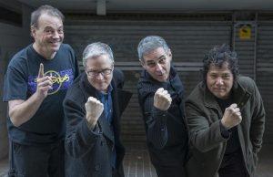 THE RUBINOOS @ ROBBY ROBOT   Zaragoza   Aragón   España
