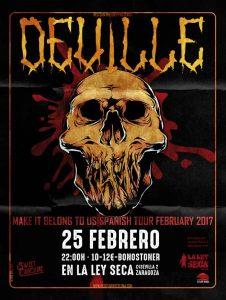 DEVILLE @ LA LEY SECA | Zaragoza | Aragón | España