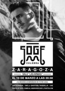 SOGE CULEBRA @ LAS ARMAS | Zaragoza | Aragón | España