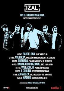 IZAL @ SALA MULTIUSOS | Zaragoza | Aragón | España