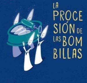 LA PROCESION DE LAS BOMBILLAS @ LA LATA DE BOMBILLAS - ROBBY ROBOT | Zaragoza | Aragón | España