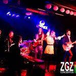 SHIRLEY DAVIS & THE SILVERBACKS EN SALA LOPEZ