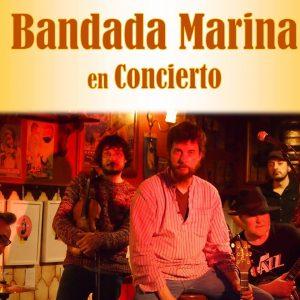 BANDADA MARINA @ TEATRO ARBOLÉ | Zaragoza | Aragón | España