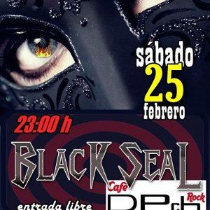 BLACK SEAL @ CAFÉ DPCH | Zaragoza | Aragón | España