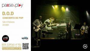 D.O.D @ PAUSE & PLAY | Zaragoza | Aragón | España