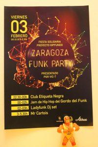 FUNK PARTY @ LAS ARMAS | Zaragoza | Aragón | España