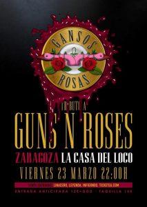 GANSOS ROSAS @ LA CASA DEL LOCO | Zaragoza | Aragón | España