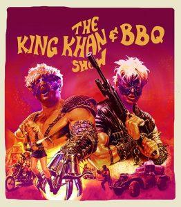 KING KHAN & BBQ SHOW @ ROBBY ROBOT | Zaragoza | Aragón | España