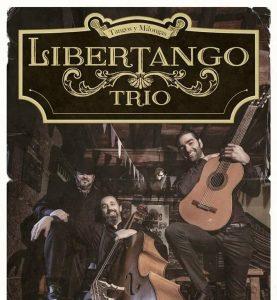 LIBERTANGO TRÍO @ LA BÓVEDA DEL ALBERGUE | Zaragoza | Aragón | España